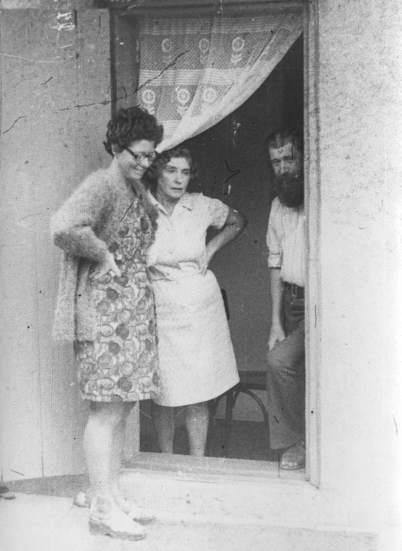 В Ейске. 9 июля 1976 года.
