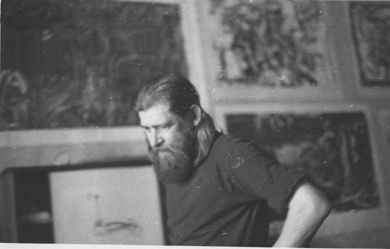 Евгений Михнов-Войтенко. 1976 год.