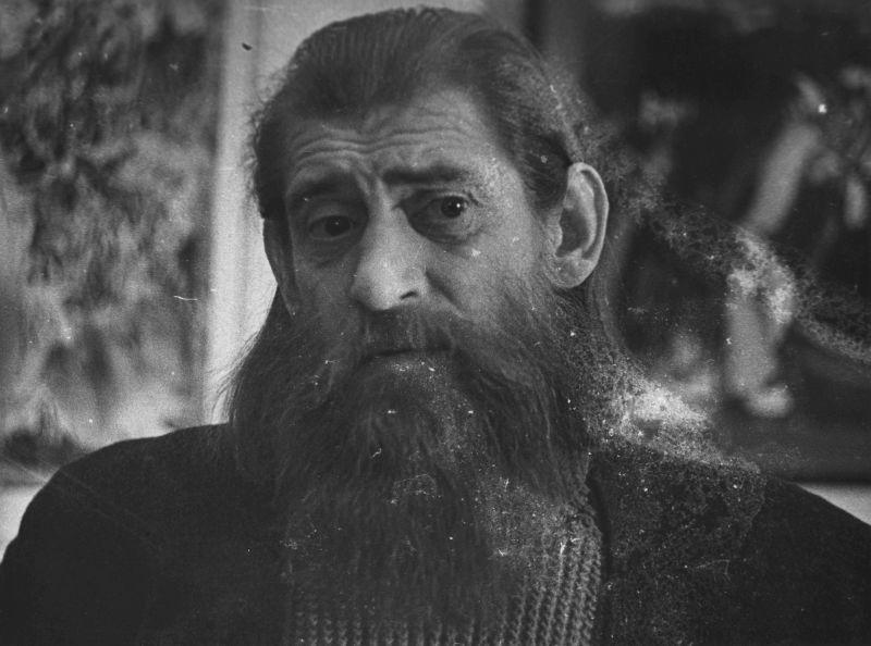 Евгений Михнов-Войтенко. 1977 год.
