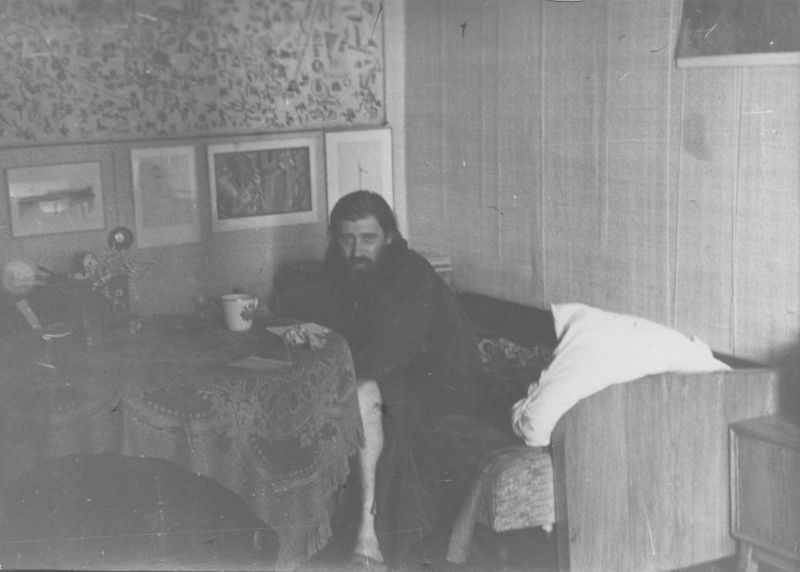 Евгений Михнов-Войтенко. 1977 год