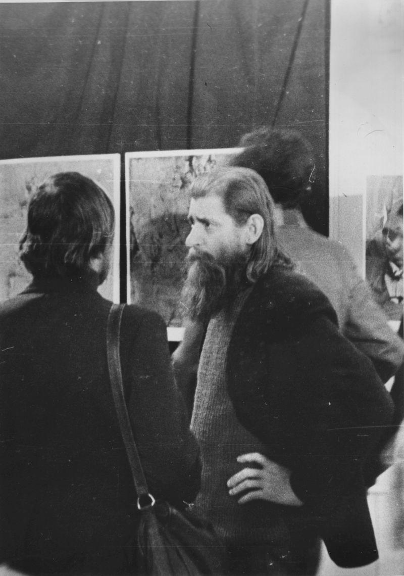 Евгений Михнов-Войтенко. 1978 год.