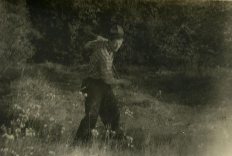 Лето 1958 года