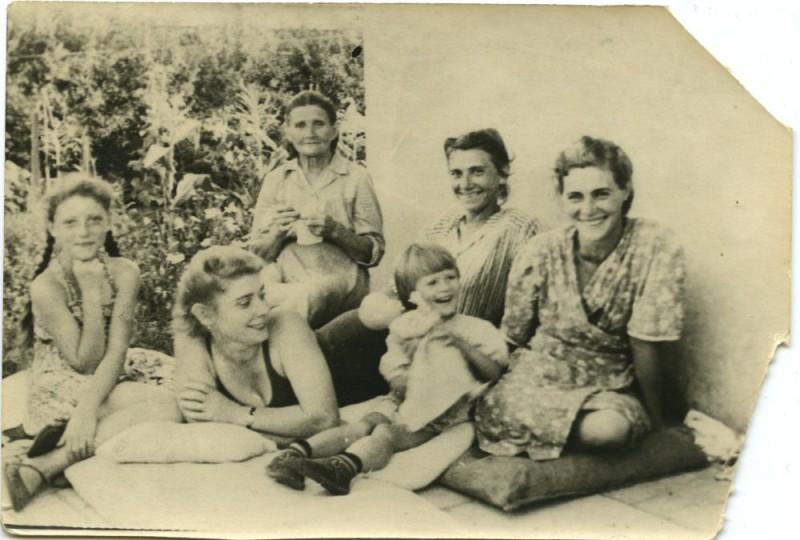 Семья в Луцке