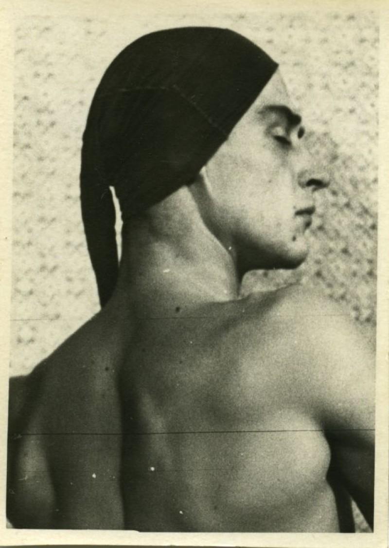 Евгений Михнов-Войтенко. 1952 год.
