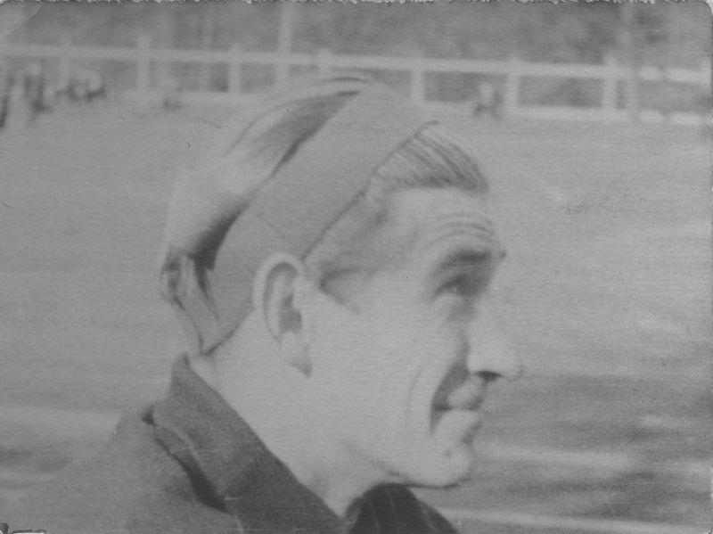 Евгений Михнов-Войтенко. Ленинград, 1951 год