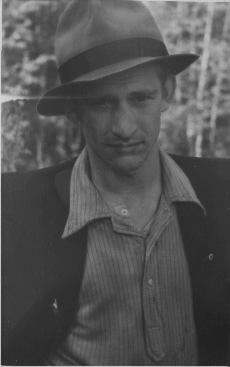 Евгений Михнов-Войтенко. Ленинград. 1952 год