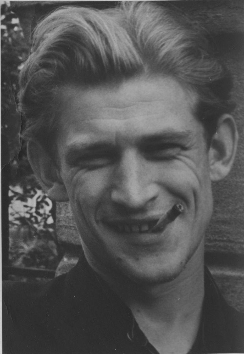 Евгений Михнов-Войтенко. Ленинград. 1953 год