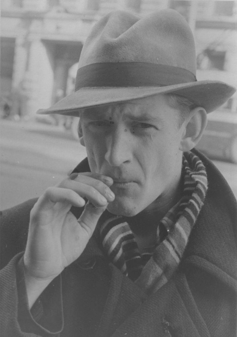 Евгений Михнов-Войтенко. Ленинград. 1954 год
