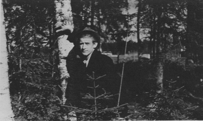 Евгений Михнов-Войтенко. 1955 год