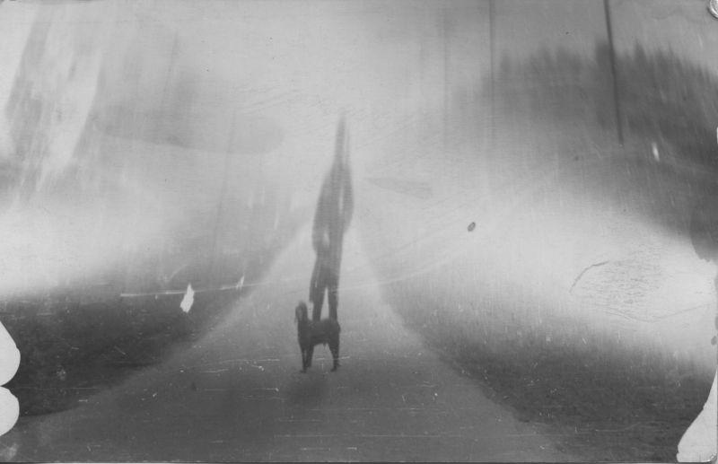 Экспериментальное фото, 1960-е гг.