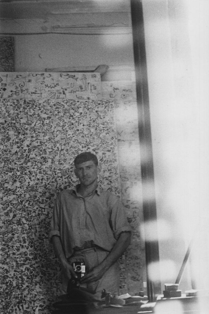 Евгений Михнов-Войтенко. 1960-е гг.