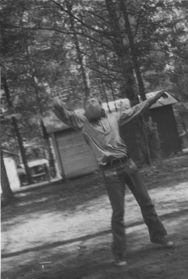 Евгений Михнов-Войтенко. Луга, 1974 год.