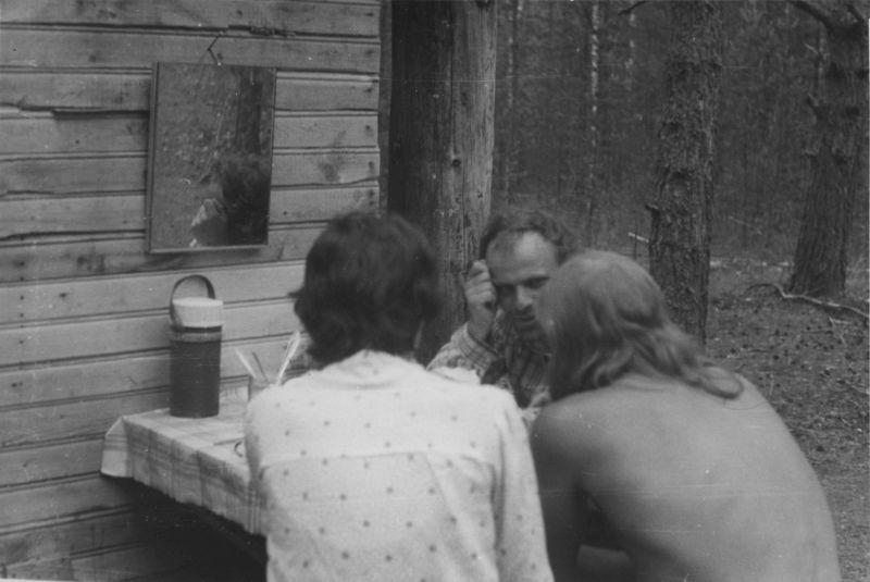 Луга, 1974 год.